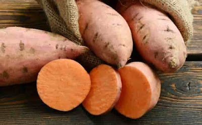 Sweet Potatoes during pregnancy