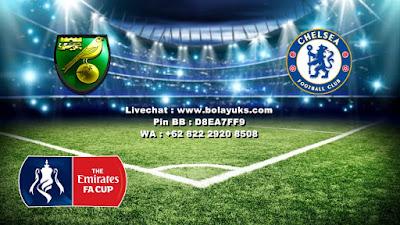 Ulasan Sepakbola Piala FA Norwich Versus Chelsea 06 Januari 2018