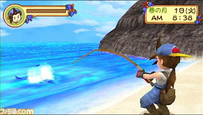 Download Harvest Moon Hero of Leaf Valley PPSSPP ISO