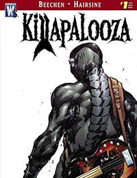 Killapalooza Comic