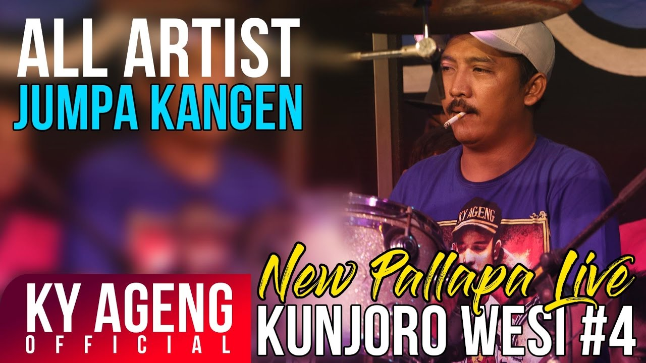 Download Lagu All Artist - Jumpa Kangen - OM New Pallapa Mp3