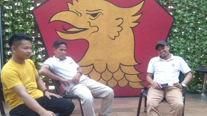 Jelang Pilkada Soppeng, Asmawi Datangi DPP Gerindra