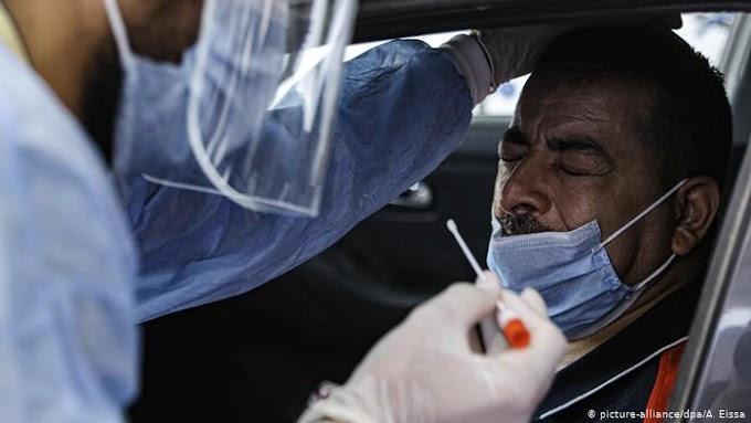 Reportan 13 muertes por coronavirus en el país y 916 nuevos casos