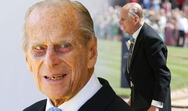 Breaking News | Mourn and condolences : Prince Philip, Duke of Edinburgh, Dies Aged 99