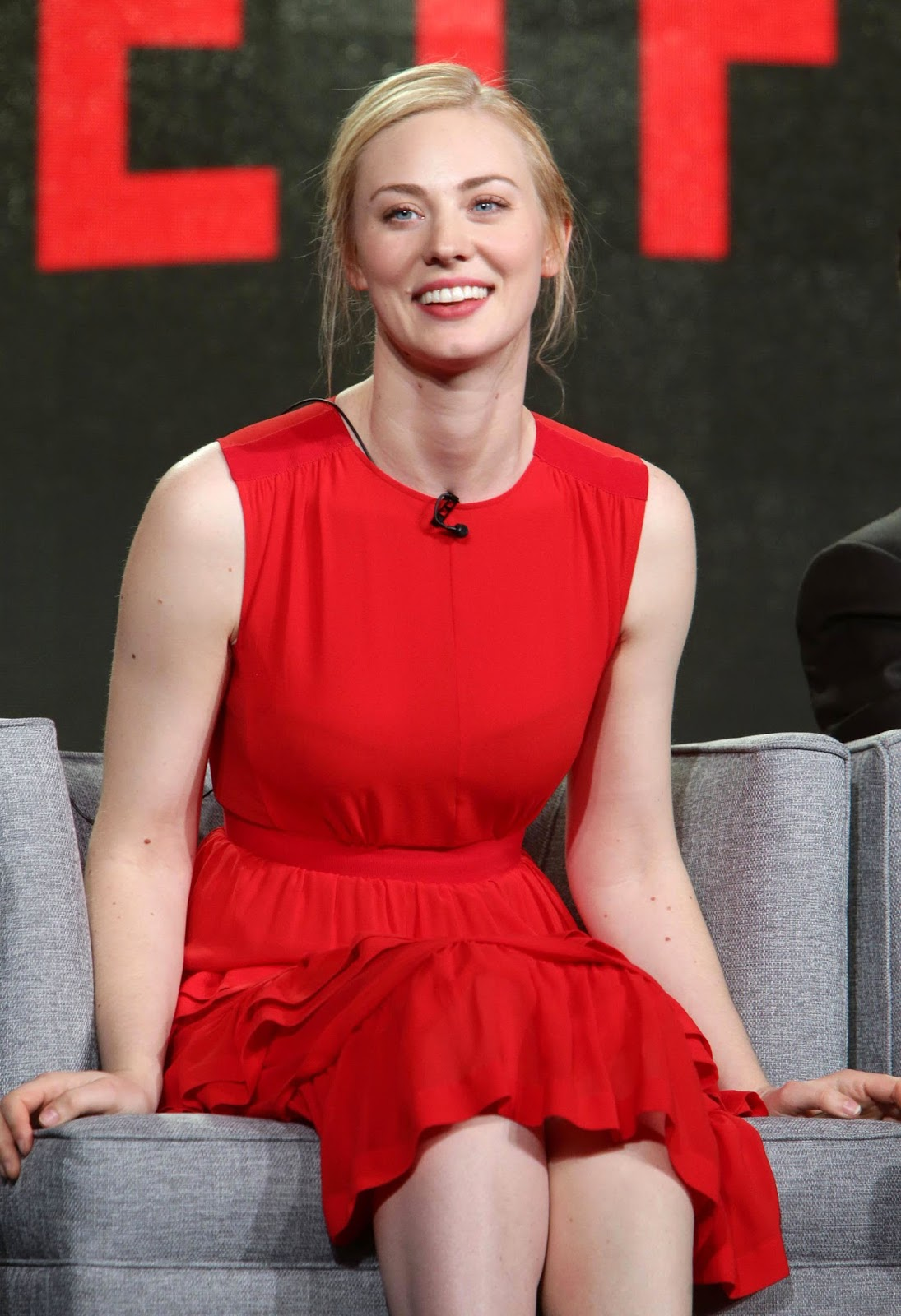 Deborah Ann Woll Nudes Will Drink Your Blood (50 PICS)