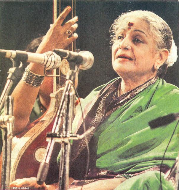 భారత రత్న శ్రీమతి యమ్ యస్ సుబ్బులక్ష్మి - Bharat Ratna Smt. MS Subbalakshmi