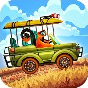Games Fun Kid Racing - Madagascar Download