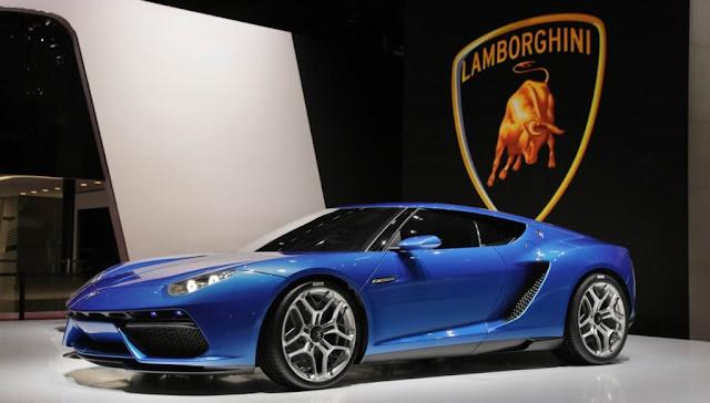 Lamborghini híbrido Asterión