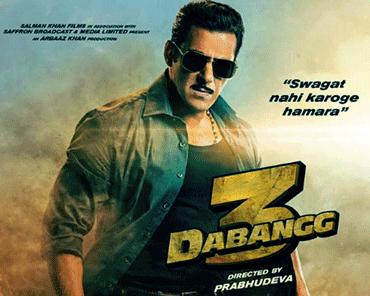 dabangg 3 salman khan shares the first motion poster of his film
