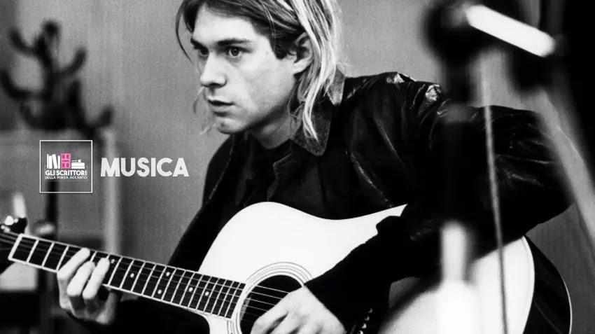 Kurt Cobain, il portavoce della generazione X