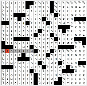 Rex Parker Does the NYT Crossword Puzzle: Pause word in ...