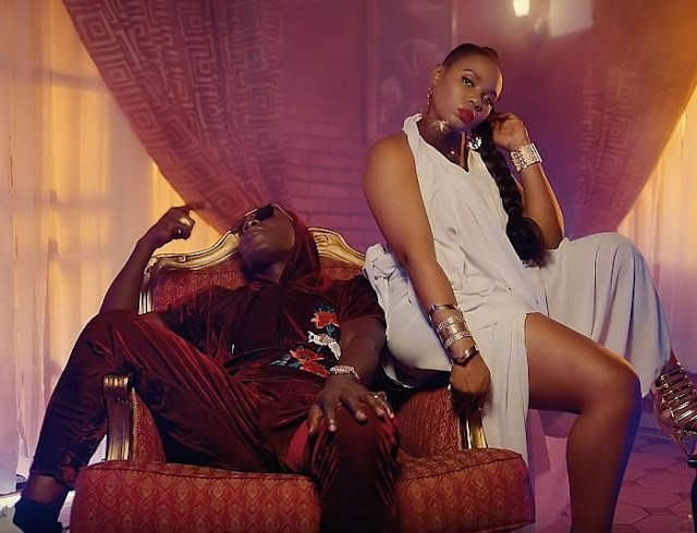 [Video] Yemi Alade Ft. Duncan Mighty – Shake