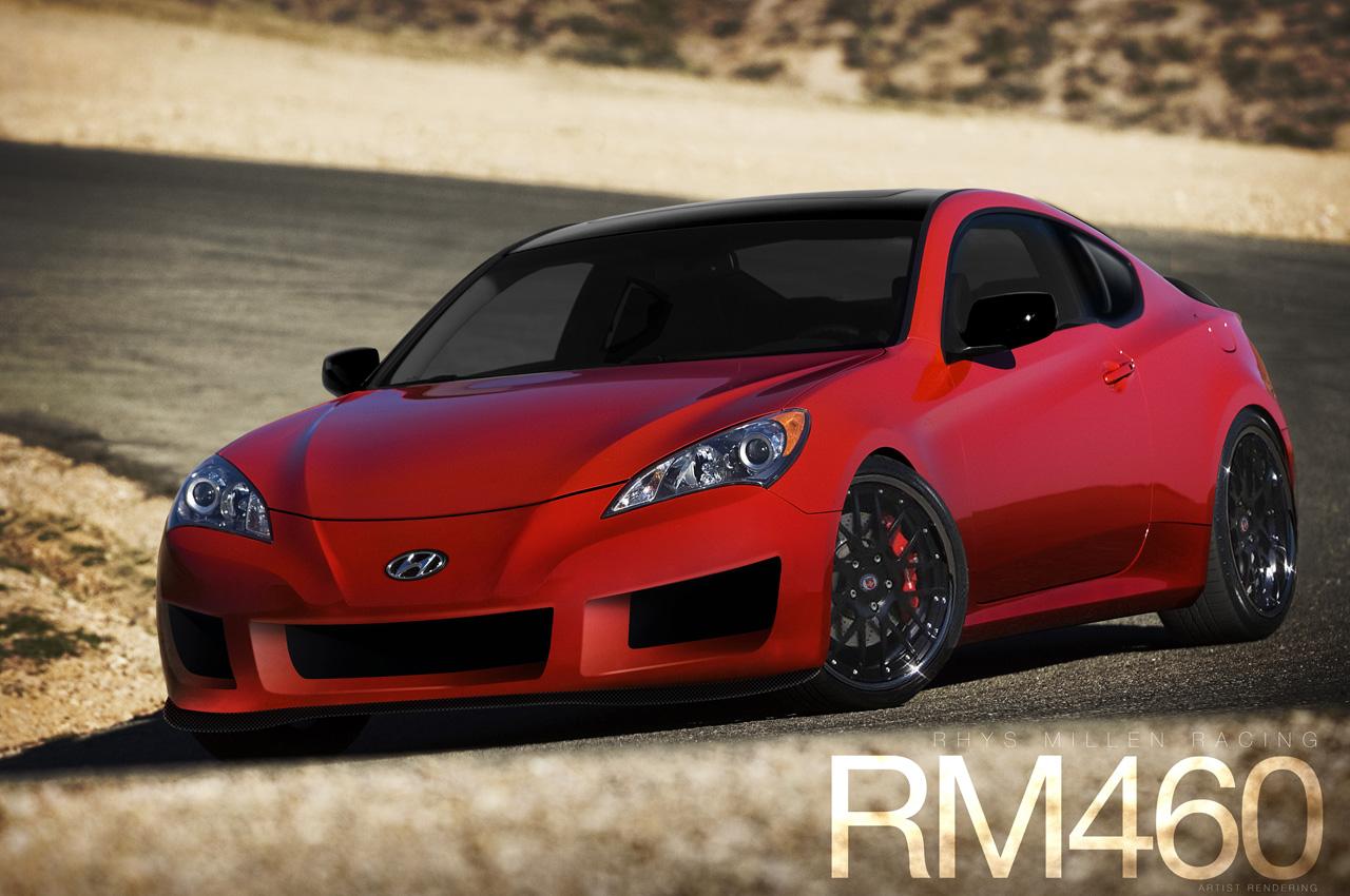 Inovatif Cars Hyundai Race Car