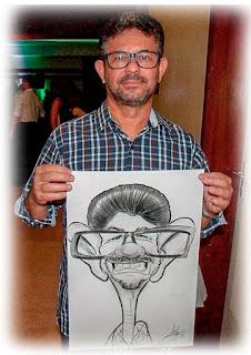 caricaturas feitas ao vivo em caruaru