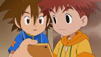 Taichi and Koichiro meet