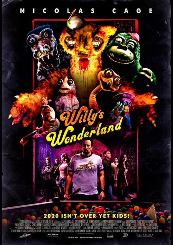 Willy's Wonderland 2021