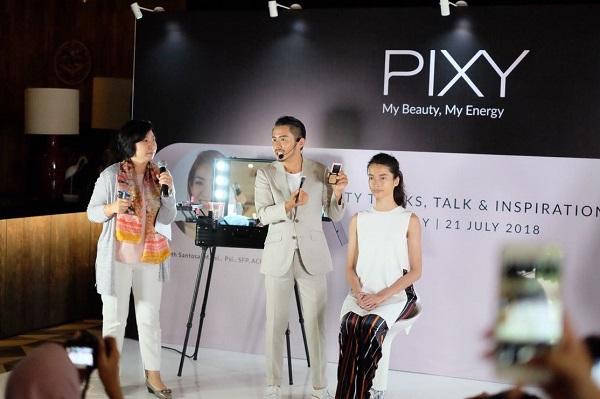 Soft Launching PIXY 4 Beauty Benefits