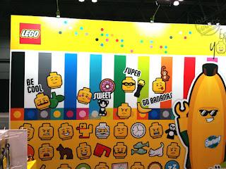 BEA 2018 Santoki Lego Merchandise