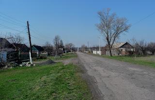 Лисівка. Покровський р-н. Вул. Центральна