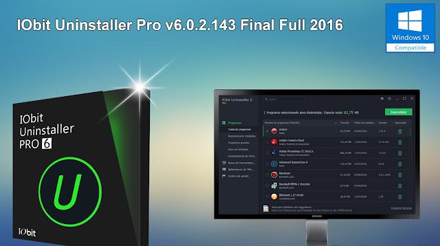 IObit Uninstaller Pro 6