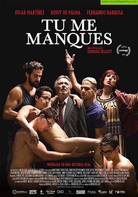 El Festivalito de La Palma proyecta hoy Tu me manques y Hambre, dos películas de temática LGTBI