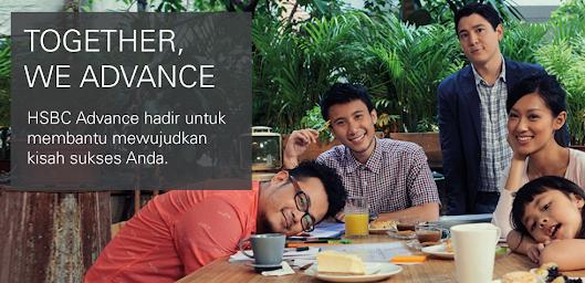 keuntungan HSBC Advance Indonesia