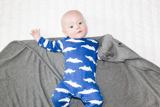 how to swaddle a baby step 2