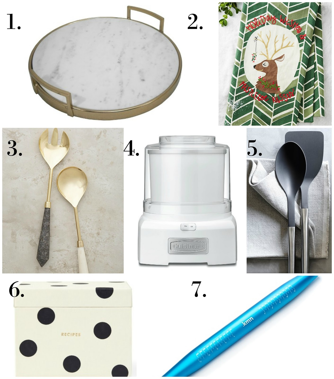 gift ideas for cooking and kitchen