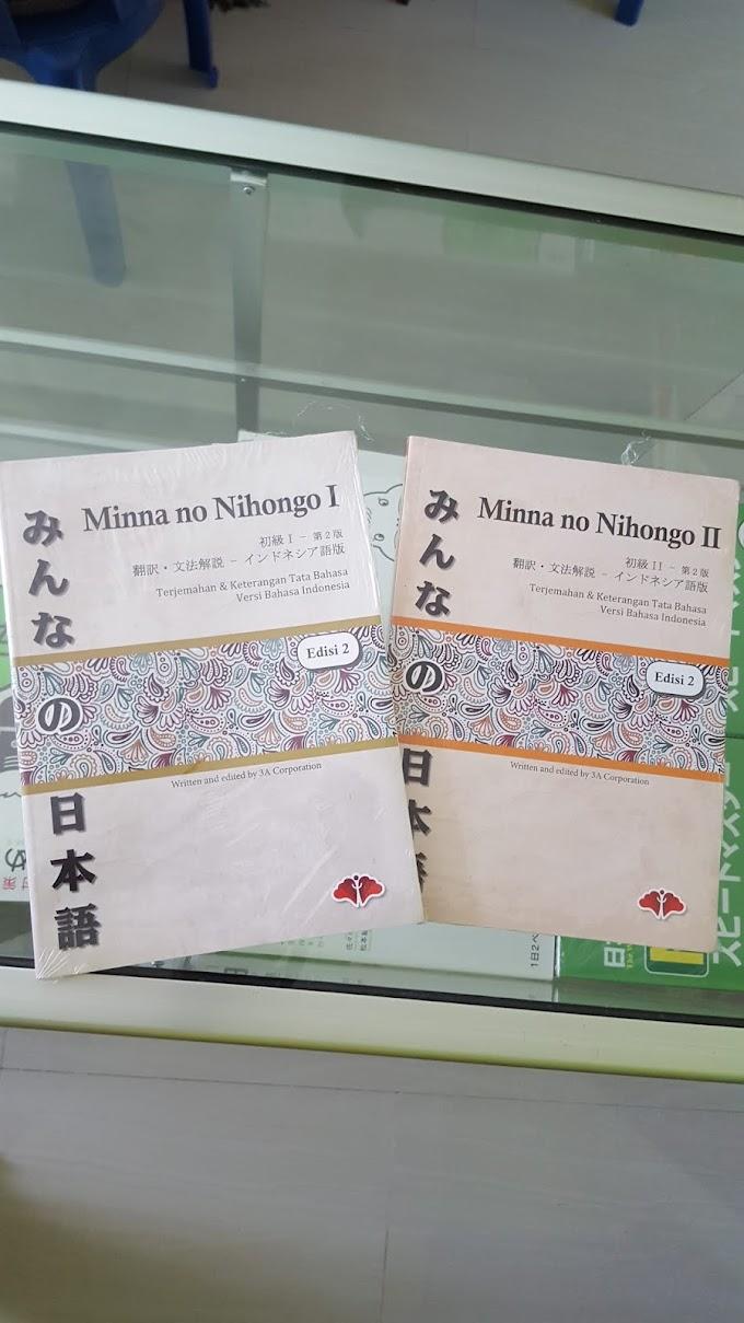Minna No Nihongo 1&2 Terjemahan dan Bunpo
