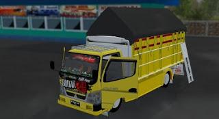 Truck Budak Rawi