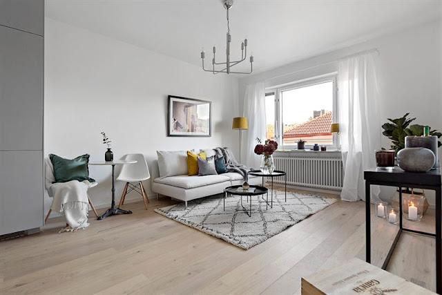 Nordic elegance in the interior
