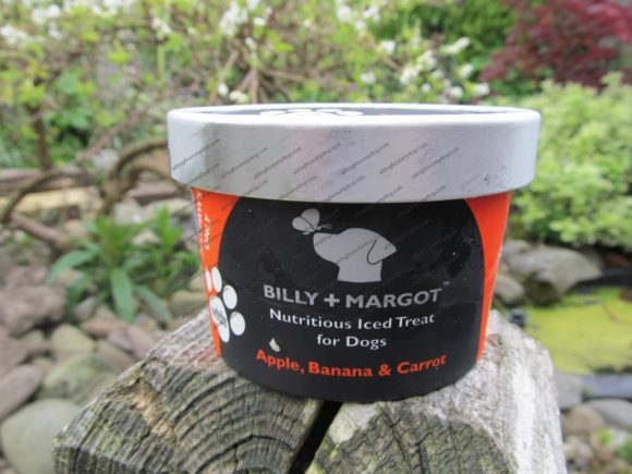 FREE Billy + Margo Iced Treat for Dogs