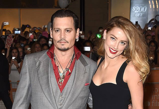 Hollywood  : Johnny Depp 'launches multi-million dollar court case against Amber Heard' one month after trial