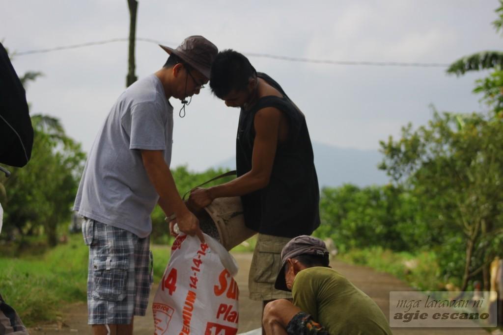 Ang Manlalakbay: Buhay sa Bukid
