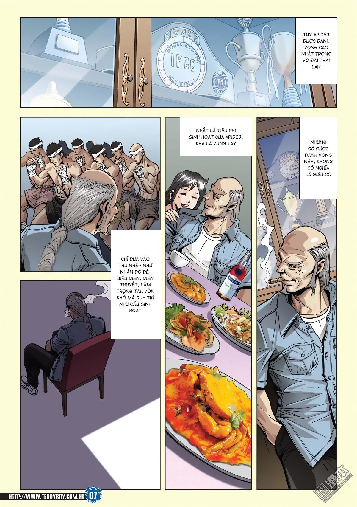 Người Trong Giang Hồ chapter 2026: khí diệm tông sư trang 6