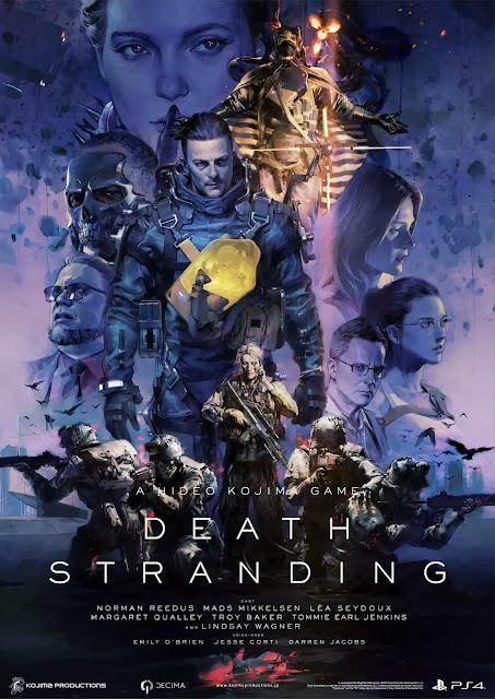لعبة Death Stranding تقدم 49 دقيقة لأسلوب اللعب و كمية تفاصيل رهيب جدا