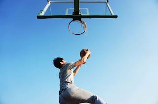 Bermain basket menambah tonggi badan