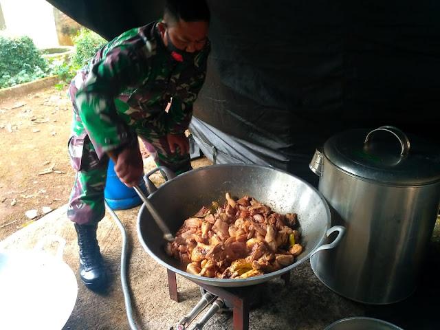 Ayam Kampung Olahan Serma Sukarmin