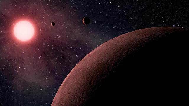 NASA releases Kepler Survey Catalogue with hundreds of new planet candidates