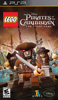Lego Pirates of the Caribbean PSP GAME ISO