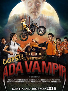Download Film Oops!! Ada Vampir (2016) WEB-DL