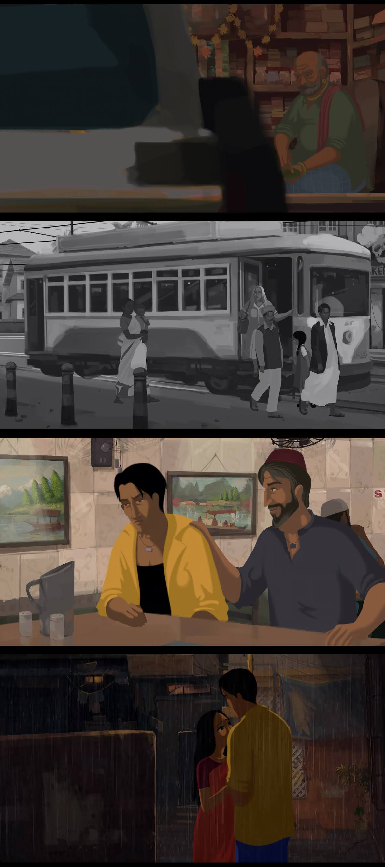 La Rosa de Bombay (2019) HD 720p Latino