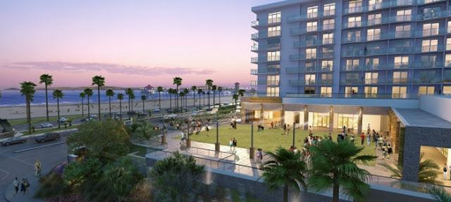 Ficar hospedado na região beira mar em Huntington Beach