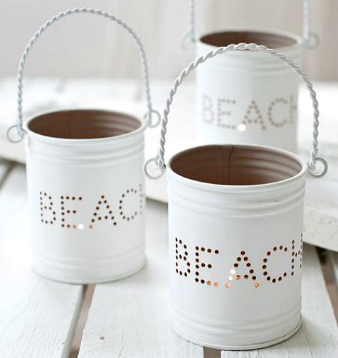Tin Can Beach Lanterns