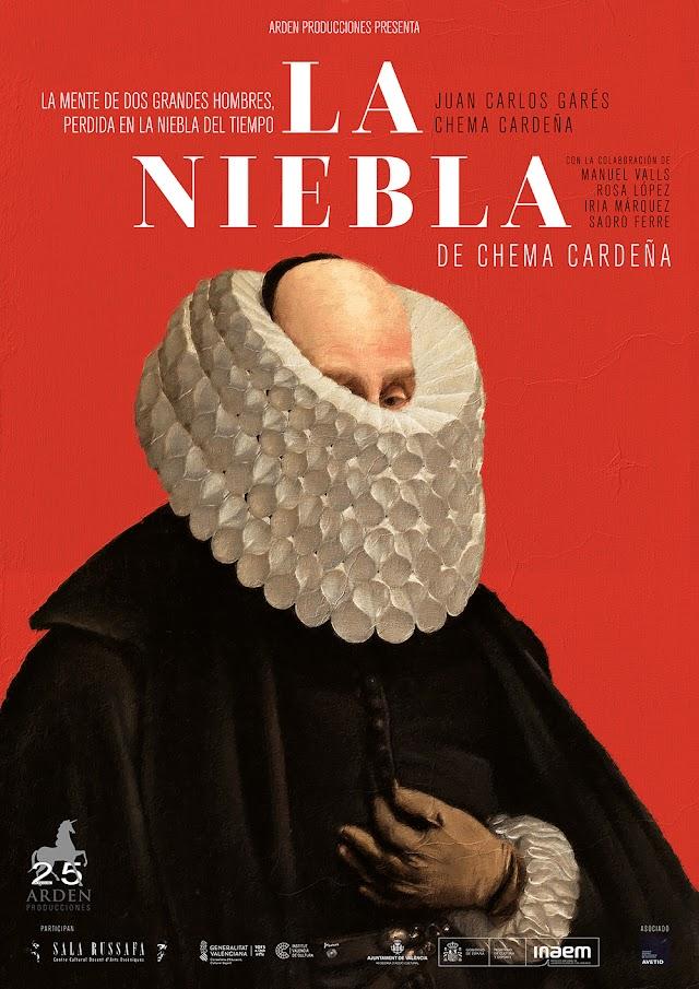 Sala Russafa acoge el estreno absoluto de 'La Niebla'