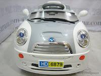 1 Mobil Mainan Aki Junior HD6879 Mini Cooper Medium