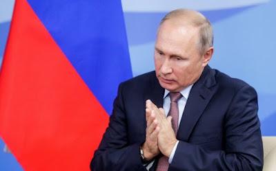 Поражение Владимира Путина