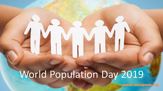 World Population Day Theme 2019