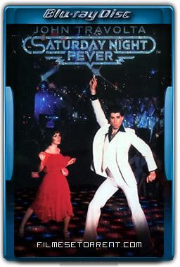 Os Embalos de Sábado à Noite Torrent 1977 720p e 1080p BluRay Dual Áudio