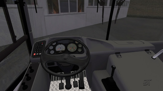 OMSI 2 - Busscar Urbanuss 1998 MB, VW e Scania